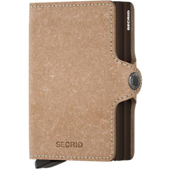 218376 - TWINWALLET RECYCLED NATURAL